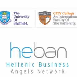 HeBAN at The International Faculty of the University of Sheffield, CITY College – The Role of Business Angels in the Greek Finance Ecosystem