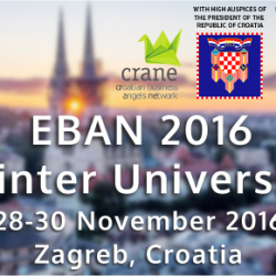 The sky is not the limit!  HeBAN at the EBAN Winter University 2016 on 28 – 30 November in Zagreb