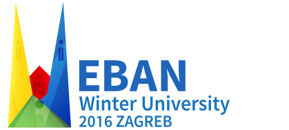 EBAN Winter University 2016 – Zagreb, Croatia