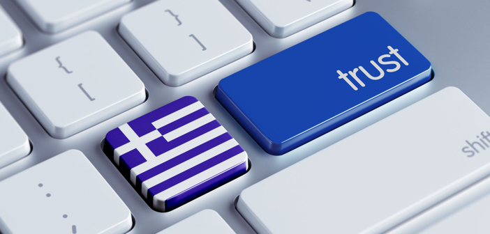 Greece High Resolution Trust Concept