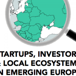 Startup investment in Central and Eastern Europe: A ground-breaking research