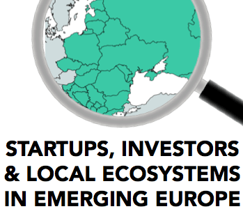 Startups, investors and local ecosystems in emerging Europe