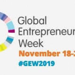 Global Entrepreneurship Week on November 18-24, 2019