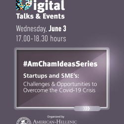 "Webinar ""Startups and SMEs: Challenges and Opportunities to Overcome the Covid-19 Crisis"""